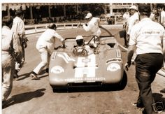 Jo Bonnier / Richard Attwood, Lola T212, Scuderia Filipinetti, Targa Florio 1971, 3rd OA, 1st in class.