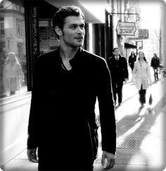 Klaus<3<3<3. Love vampire diaries please check out my website thanks. www.photopix.co.nz