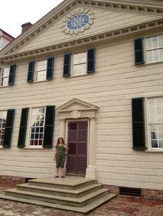 Me at Mount Vernon