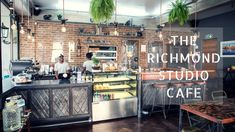 Review: The Richmond Studio Cafe Studio, Kitchen, Youtube, Home Decor, Cooking, Decoration Home, Room Decor, Kitchens, Studios