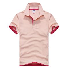 Polo Tee Shirts, Printed Polo Shirts, Printed Sweatshirts, Camisa Slim, Camisa Polo, Cool Shirts, Casual Shirts, Casual Outfits, Plain White T Shirt