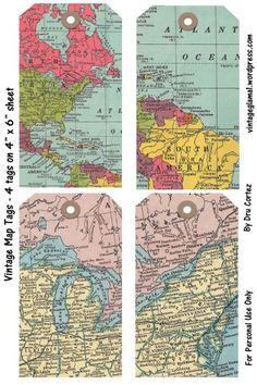 vintage-map-tags-4x6-sheet