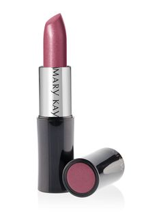 Mary Kay® Creme Lipstick in Pink Passion will give you a girly look for Fall 2012!