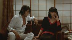 山口小夜子(やまぐち・さよこ)「原子力戦争」(1978) : 夜ごとの美女