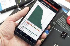 Как решить проблему с разрядкой батареи на BlackBerry Priv   BlackBerry в России