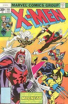 Back to title selection: Comics X: X-Men Vol 1 Reprints earlier issues Continues in Uncanny X-Men Vol 1# 142