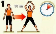 Zıplama egzersizi