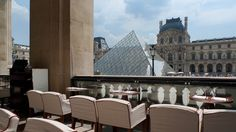The 10 Best Restaurants For Al Fresco Dining In Paris