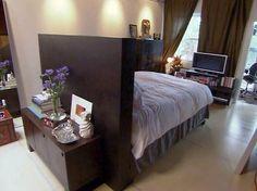 Ideas for Decorating Studio Apartments   Pictures of Studio Apartments