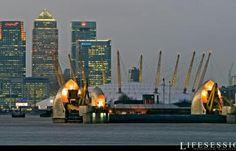 The O2 & The Wharf