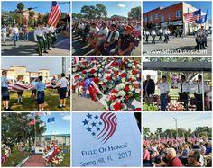Veterans Day Events 2017 Hernando County Photos by Silvia Dukes