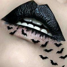 Bat lips …