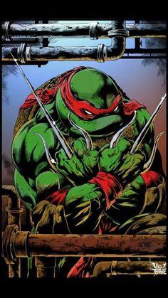 TMNT Raphael warm up sketch from the new Teenage Mutant Ninja Turtles cartoon. Ninja Turtles Art, Teenage Mutant Ninja Turtles, Comic Books Art, Comic Art, Comic Poster, Power Rangers, Ps Wallpaper, Tmnt Girls, Arte Dc Comics