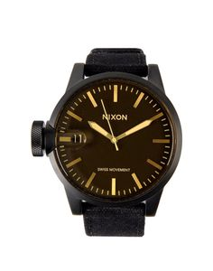 Nixon Men - Watches - Wrist watch Nixon on YOOX