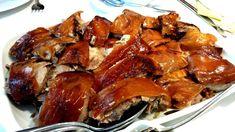 Grilling Recipes, Pork Recipes, Cooking Recipes, Pork Meat, Gourmet Desserts, Plated Desserts, Portuguese Recipes, Wonderful Recipe, Pork Dishes