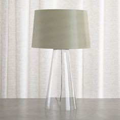 Add style, sophistication and light to your room with table lamps from Crate and Barrel. Browse styles for living room, bedside, desk and more.>>