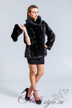 Куртка из норки поперечки | | Furs-style.ru - Интернет магазин Пятигорских меховых фабрик. Шубы Пятигорска.