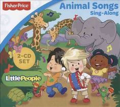 Various - Animal Songs Sing-Along