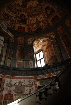 Palazzo Farnese a Caprarola, Viterbo