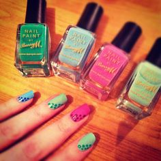 Barry M #nail #polish