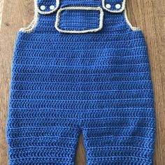 Crochet Pattern Baby Overalls Newborn to 3 years | Etsy Emily Reynolds, Baby Patterns, Crochet Patterns, Baby Overalls, Dk Weight Yarn, New Baby Gifts, New Baby Products, My Etsy Shop, Rompers
