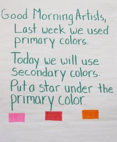Like the idea of combining last week's target with today's learning target