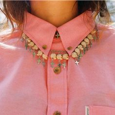 skull cross chain necklace