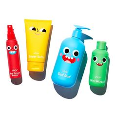 Gro-To, a body and bath care range for newborns right through to big kids. Kids Packaging, Cosmetic Packaging, Beauty Packaging, Print Packaging, Medical Packaging, Skincare Packaging, Poster Photo, Cosmetic Design, Grafik Design