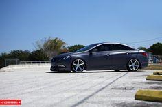"Hyundai Sonata on Vossen VVS-CV3's KDM ""Stanced"" - 6SpeedOnline ..."
