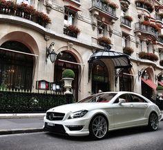 Mercedes-Benz C 218 - CLS
