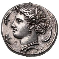 Thrace Ar Stater Ancient Greek Delicious Greek Silver Coin Coins: Ancient