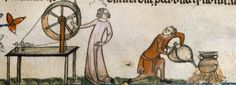 Royal 10 E IV: Decretals of Gregory IX with glossa ordinaria (the 'Smithfield Decretals'). Southern France, last quarter of the 13th century or 1st quarter of the 14th century. f. 142