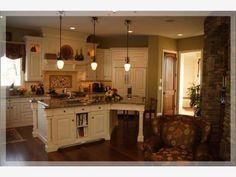 High End Kitchen - Home and Garden Design Ideas