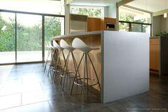 Modern Light Wood Kitchen Cabinets #02 (Kitchen-Design-Ideas.org)