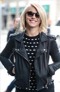 Motorcycle jacket/Sweater Combo