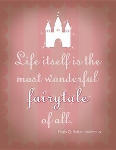 fairytale quote by caroline