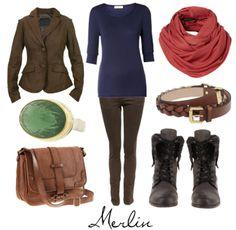 How to dress like... Merlin