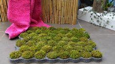 Larosée : un tapis de bain végétal