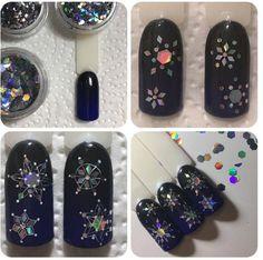 Cute Nail Art Ideas to Try - Nailschick Christmas Tree Nails, Xmas Nails, New Year's Nails, Winter Nail Designs, Christmas Nail Designs, Cool Nail Designs, Nail Art Noel, Dot Nail Art, Nailart
