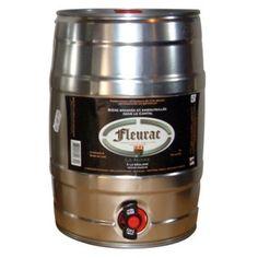 Biere Fleurac Mini fut gout réglisse