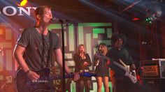 """Jonny Lang Performs """"What You're Looking For"""""""