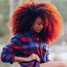 Big Afro hairstyles are basically the bigger and greater version of the Afro hairstyles. Afro which is sometimes shortened as 'FRO, is a hairstyle worn naturally outward by The African American black people. How To Grow Natural Hair, Grow Long Hair, Grow Hair, Big Hair, Big Natural Hair, Natural Women, Natural Curls, Crazy Hair, Natural Beauty
