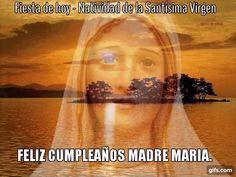 Fiesta de hoy - Natividad de la Santísima Virgen