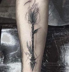 12 Magnifiques Tatouages De Fleches Faits Pour Vous Motiver Dans La
