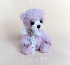 Ravelry: OglezneVA's Little crochet teddy bear Zephyr