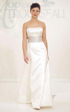 lindsay - Wedding Dresses by Modern Trousseau - Loverly