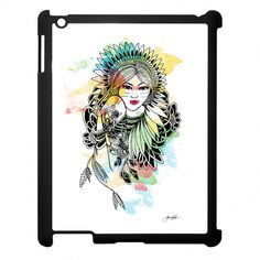 'Native' For the Love of Art iPad Case