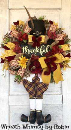 Thanksgiving decorations are enjoyable for not just you and your family, however also for your neighbors and pals who see your home. They also make fantastic presents to give any Thanksgiving celebration you go to. Thanksgiving Wreaths, Fall Wreaths, Thanksgiving Decorations, Door Wreaths, Thanksgiving Ideas, Autumn Decorations, Thanksgiving Celebration, Grapevine Wreath, Christmas Decorations