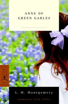 Anne of Green Gables [Book 1 (Lucy Maud Montgomery)] *****