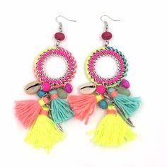 Fiesta Boho Earrings